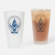 Funny Presidential inauguration 44th president glasses Drinking Glass