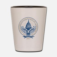 Cool Inauguration day Shot Glass