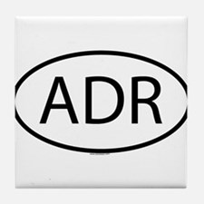 ADR Tile Coaster