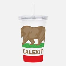 calexit Acrylic Double-wall Tumbler