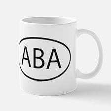 ABA Mug