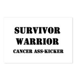 Cancer Warrior Postcards (Package of 8)