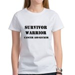 Cancer Warrior Women's T-Shirt
