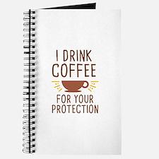 I Drink Coffee Journal