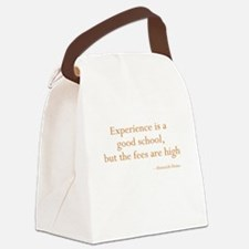 Experience Canvas Lunch Bag