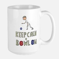 Keep Calm Bowls Mugs