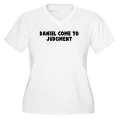 Daniel come to judgment T-Shirt