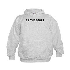 By the board Hoodie