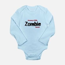 Mommys Little Zombie Hunter Body Suit