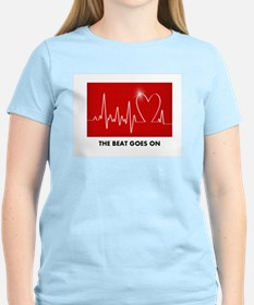 The Beat Goes On - Funny Post-Heart Surgery T-Shir