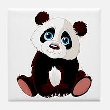 Cute Baylor bears Tile Coaster