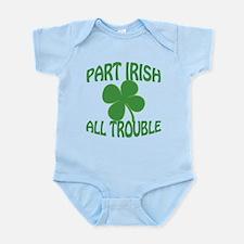 Part Irish All Trouble Body Suit