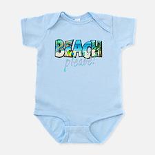 Kids Beach Please! Body Suit
