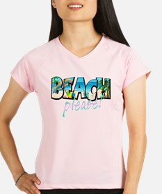 Kids Beach Please! Performance Dry T-Shirt