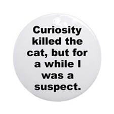 Cat stevens Ornament (Round)