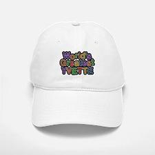 Worlds Greatest Yvette Baseball Baseball Baseball Cap