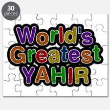 World's Greatest Yahir Puzzle
