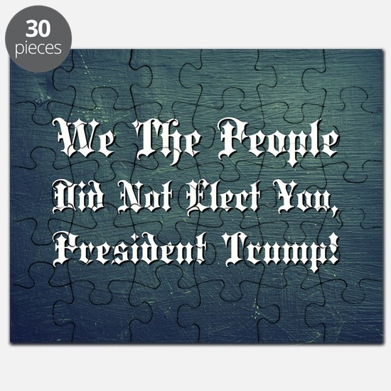 WE THE PEOPLE... Puzzle