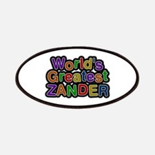 World's Greatest Zander Patch