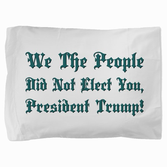 WE THE PEOPLE... Pillow Sham