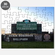 Cute Ballpark Puzzle