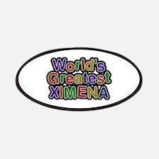 World's Greatest Ximena Patch