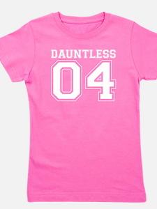 Dauntless 04 on Black T-Shirt