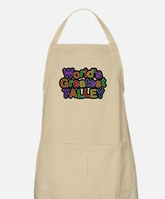 Worlds Greatest Talley Apron