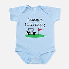 Grandpa's Future Caddy Body Suit