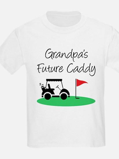 Grandpa's Future Caddy T-Shirt