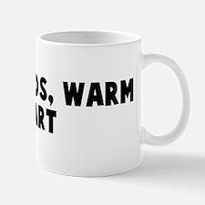 Cold hands warm heart Mug
