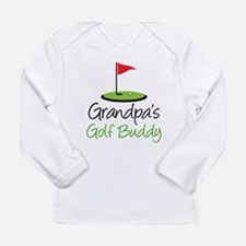 Grandpa's Golf Buddy Long Sleeve T-Shirt
