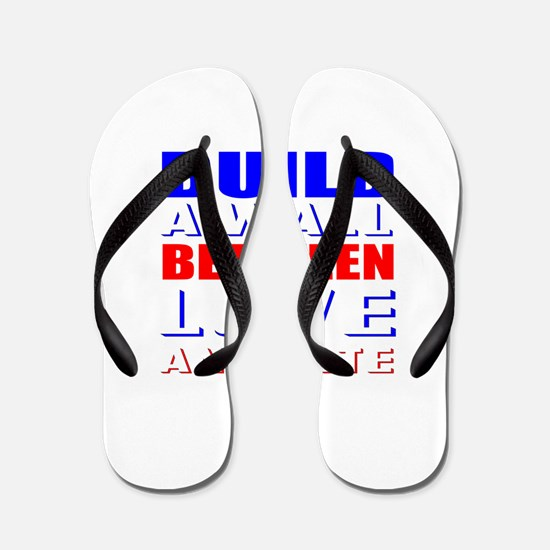 Political issues Flip Flops