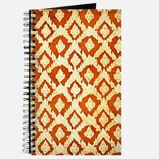 Asian Ornamental Pattern Journal