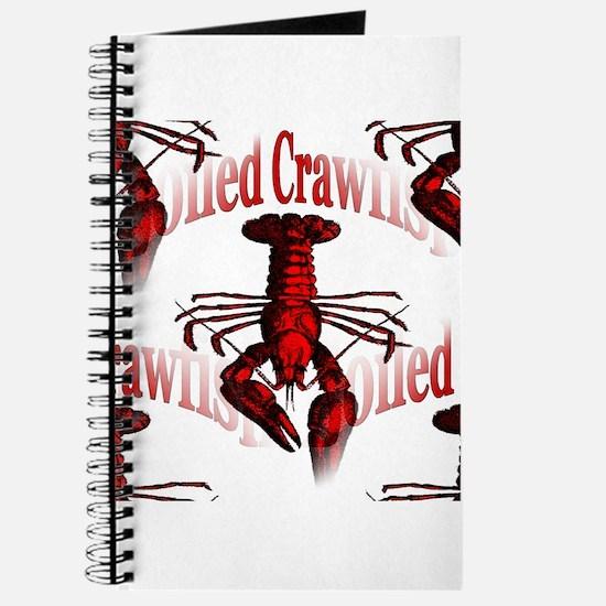 Boiled Crawfish Journal
