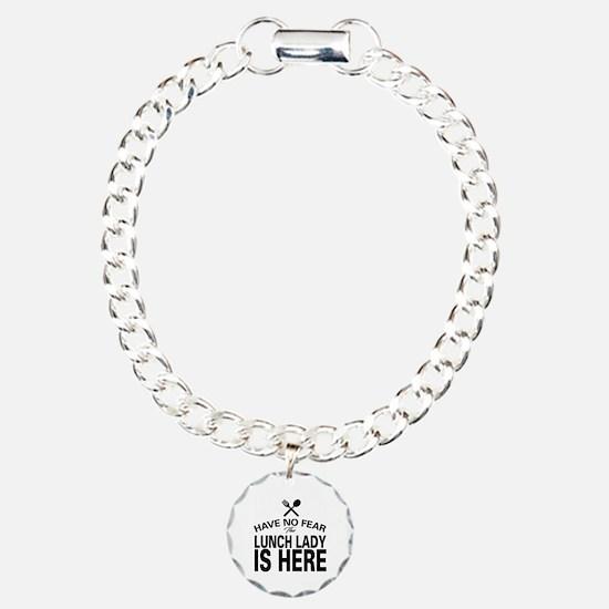 Cute Holiday Charm Bracelet, One Charm