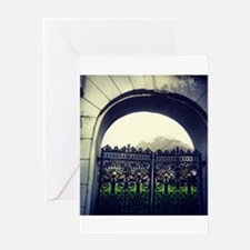 City Gate Greeting Cards