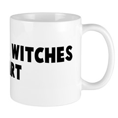 Cold as a witches heart Mug