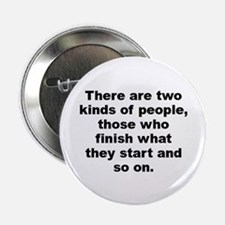 "Robert byrne quote 2.25"" Button"