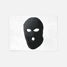 Criminal Mask 5'x7'Area Rug