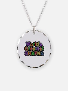 World's Greatest Shayna Necklace