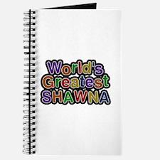 World's Greatest Shawna Journal