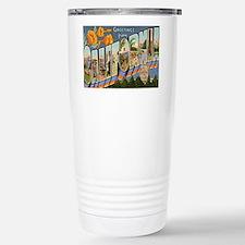 Cute California Travel Mug