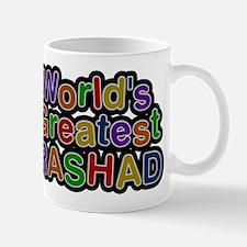 Worlds Greatest Rashad Mugs