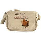 Warrior cats Messenger Bag