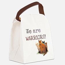 Unique Wild Canvas Lunch Bag