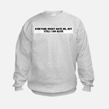 Everyone might hate me but st Sweatshirt