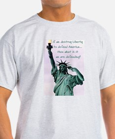 liberty-suicide4 T-Shirt