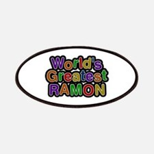 World's Greatest Ramon Patch