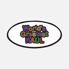 World's Greatest Raul Patch
